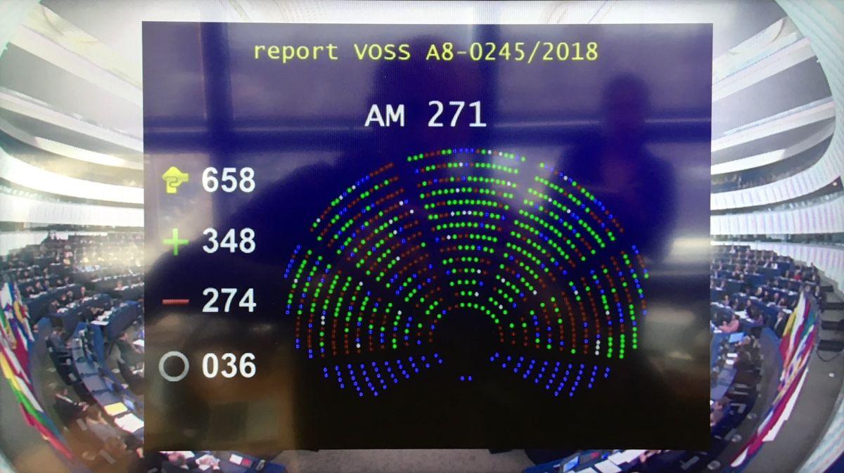 Ils l'ont fait sans sourciller. Le Parlement Européen a voté l'Article 11 et l'Article 13 sur la réforme du droit d'auteur. Mort au web.