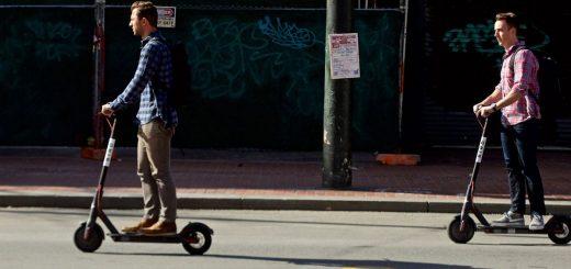 Est-ce que les scooters électriques partagés sont bons pour la planète ? Oui, mais uniquement s'ils peuvent remplacer les voitures.