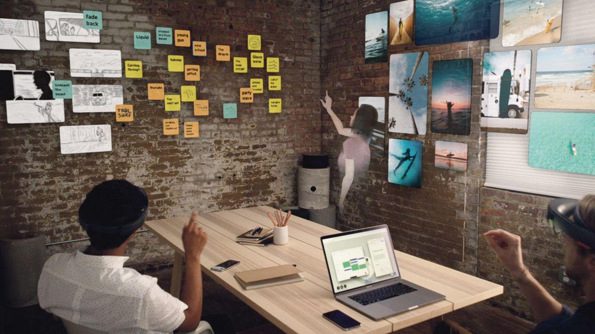 La communication holographique vous permet d'interagir avec des avatars réalistes et de partager des informations dans un hologramme est prête à transformer le travail à distance.